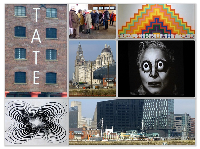 Collage (1 of 3) SAS Gallery Day Trip to Liverpool, 2018