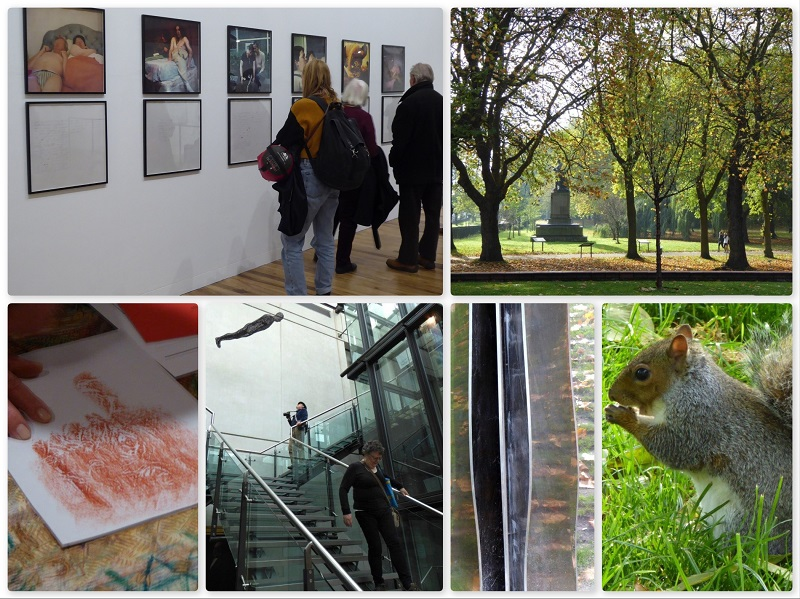 Collage (1 of 4) SAS Gallery Day Trip to Manchester 2018