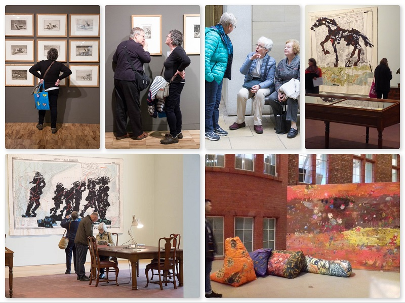 Collage (3 of 4) SAS Gallery Day Trip to Manchester 2018