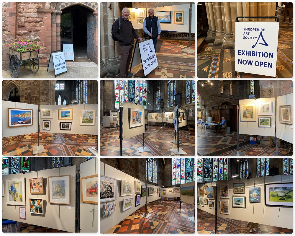 SAS Summer Exhibition ready for visitors